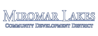 Miromar Lakes Commuity Development District